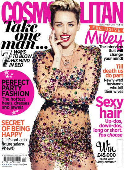 Miley Cyrus wildest moments from nearly nude Vanity Fair