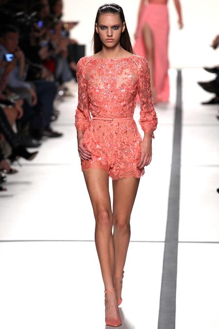 Коктейльные платья 2014 (8)