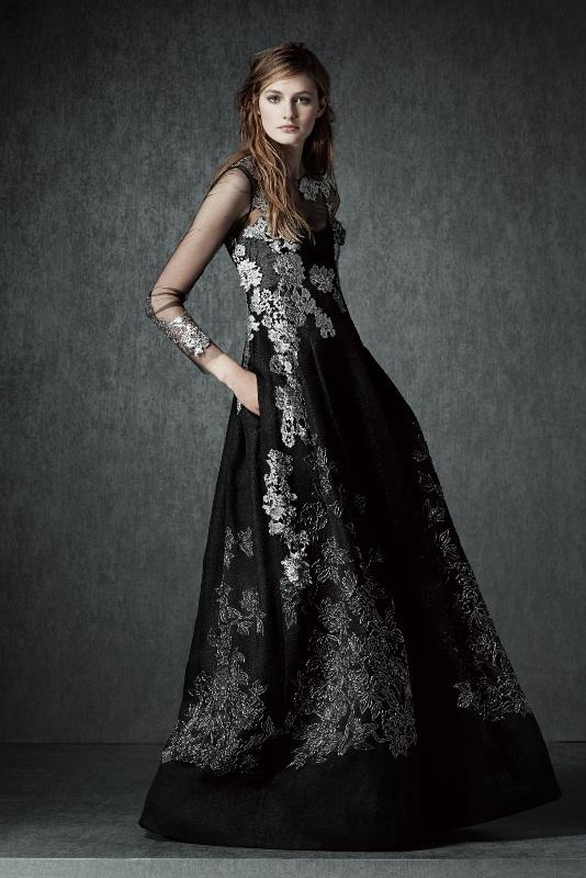Черное платье 2015