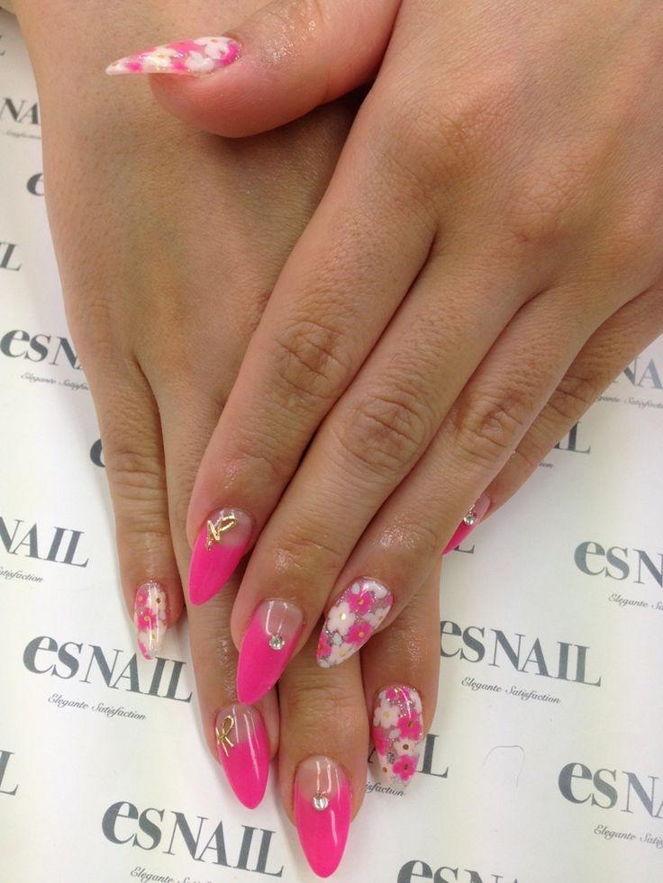 Дизайн гелевых ногтей 2015