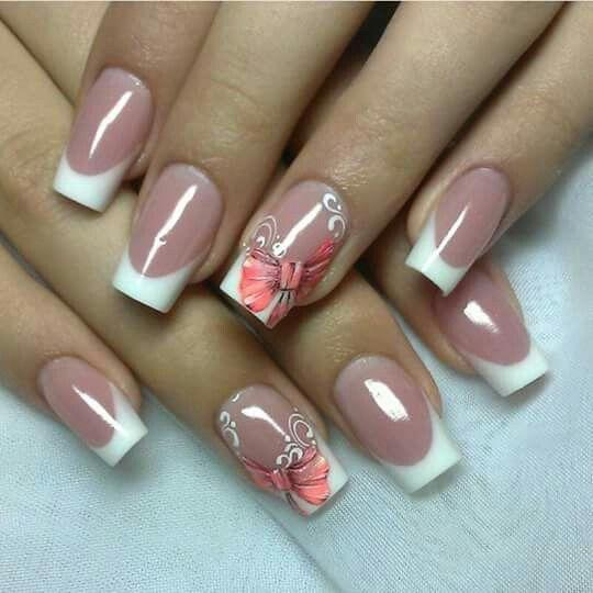Нежный дизайн ногтей весна 2019 (24)