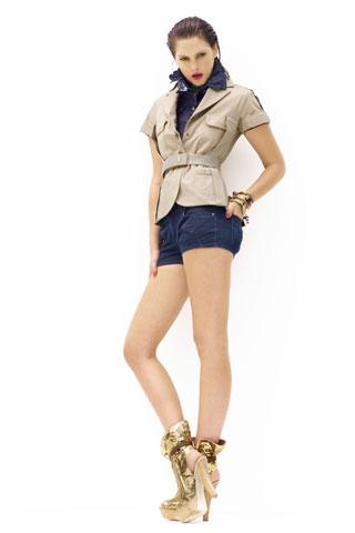 Летние шорты 2010
