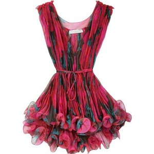 Коктельные платья 2010 фото