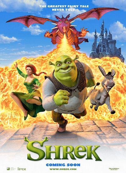 Шрек 4: Навсегда» (Shrek Forever After)