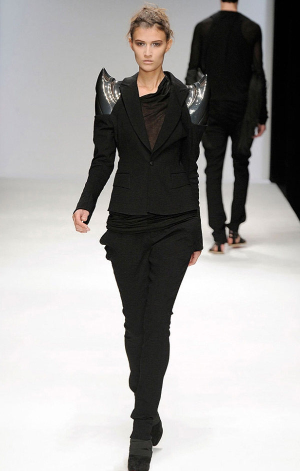 Military fashion 2010