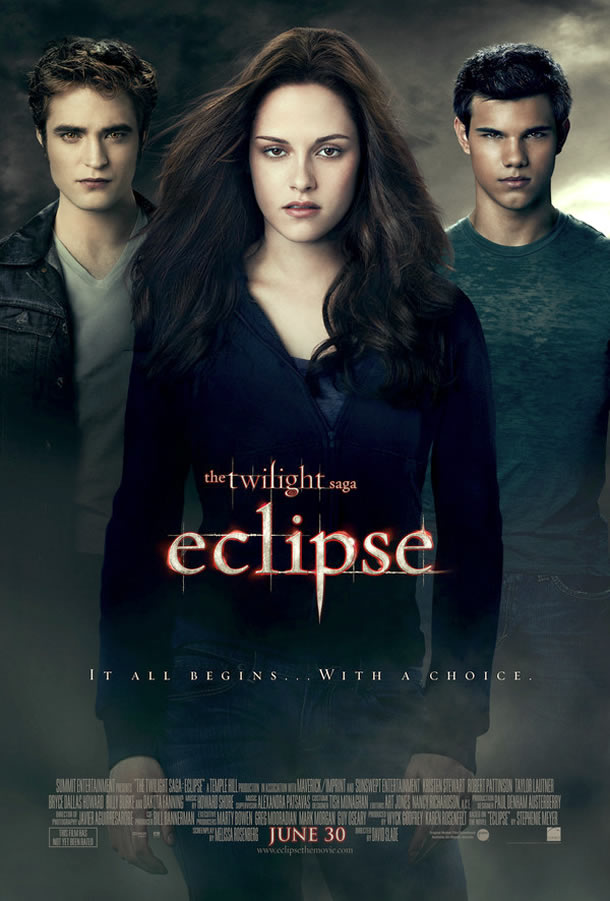 Сумерки. Сага. Затмение The Twilight Saga: Eclipse