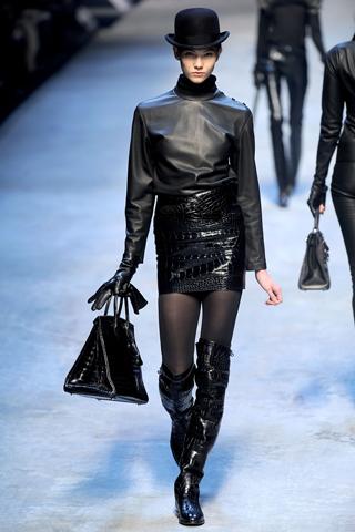 Осенние кожаные куртки 2010-2011 от Herm?s