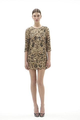 Мини-платья с длинным рукавом