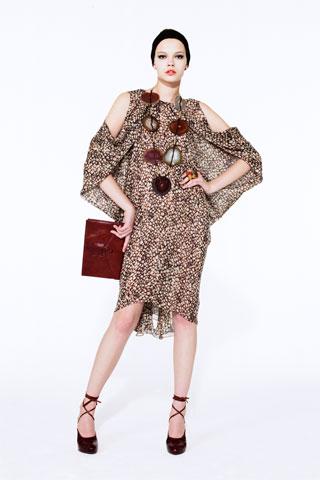 Леопардовые блузы