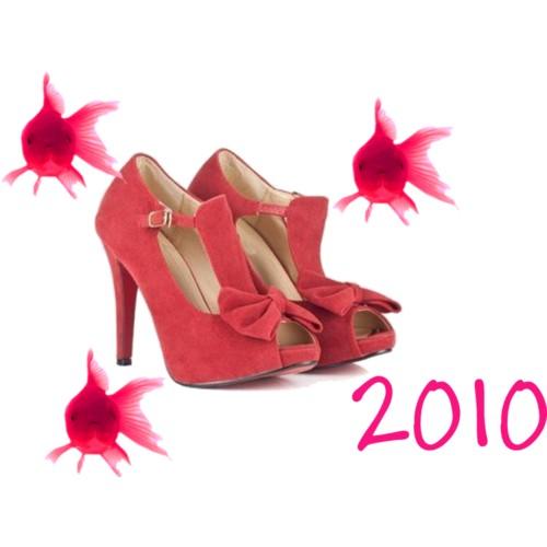 Туфли для лета 2010. Тор 10