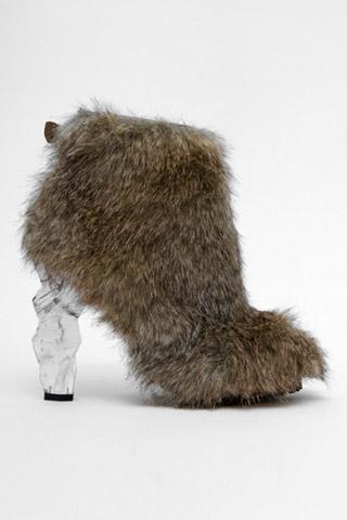 Обувь Chanel, коллекция осень-зима 2010-2011