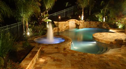 Эксклюзивный дизайн басейна