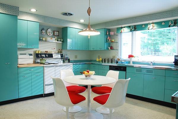 Дизайн кухни и столовой, фото