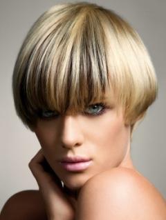 Колорирование для русых волос
