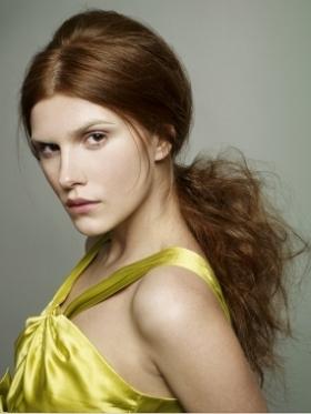 Волнистые волосы стрижки
