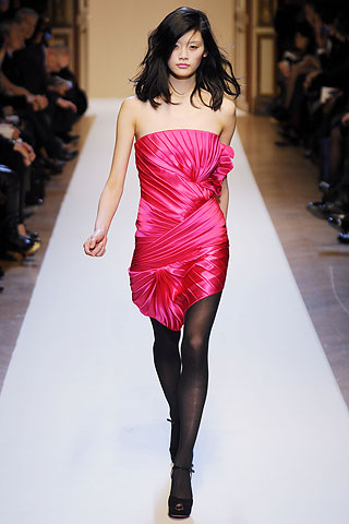 Розовое платье 2010