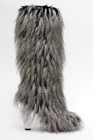 Мода зима 2011: Обувь
