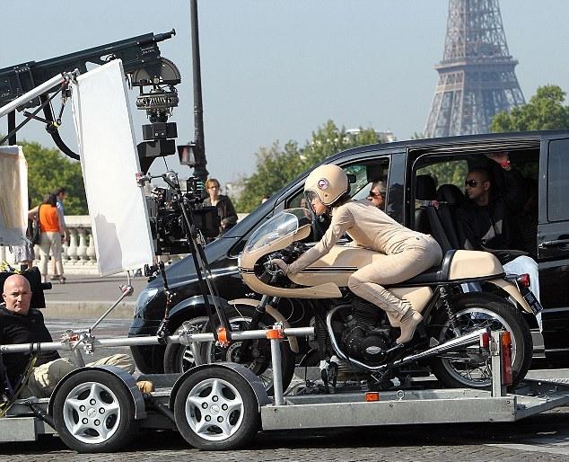 Кира Найтли  для рекламного ролика Шанель