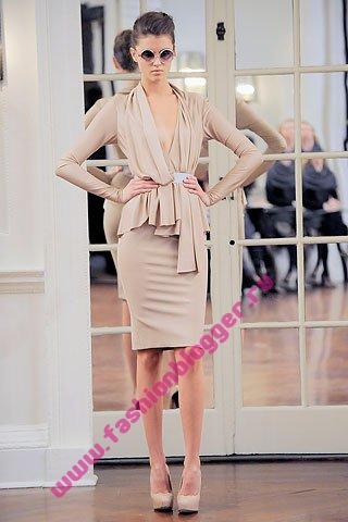 Модные блузы Victoria Beckham