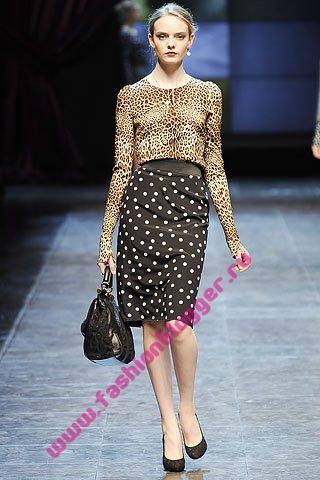 Модные блузы Dolce & Gabbana