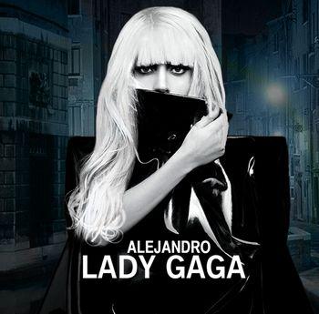 Клип Lady Gaga-Alejandro