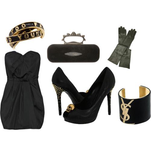 Модный образ 2010
