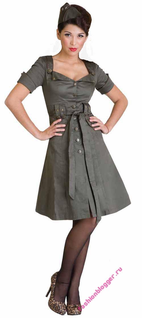 Винтажные платья 2011