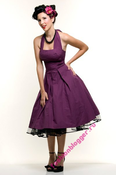 Мода 2011 платья