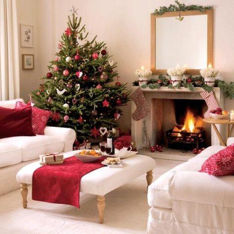 Как украсить стол на Рождество?