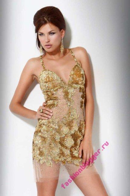 Короткие платья для выпускного вечера 2011