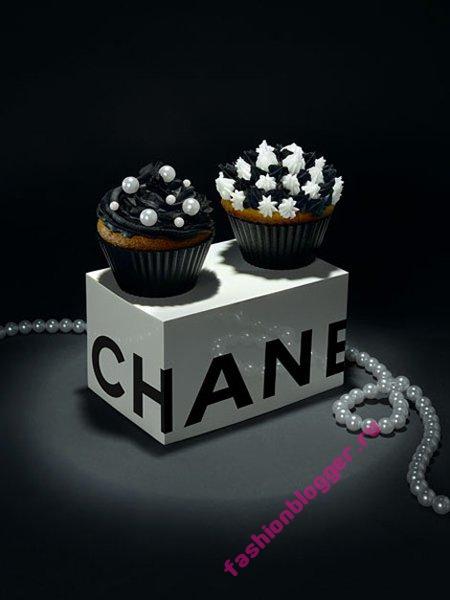 Кексы от знаменитых дизайнеров