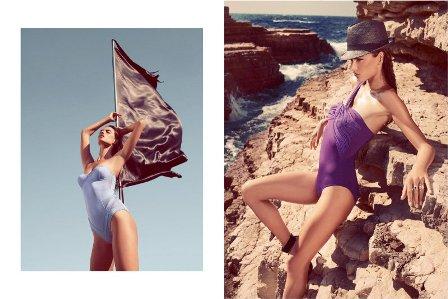 Модная пляжная одежда лето 2011 от Koton