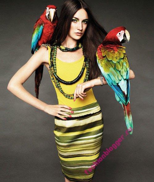 Модные вещи весна-лето 2011 от  Max Mara