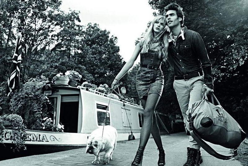 Модная джинсовая одежда 2011 от Pepe Jeans