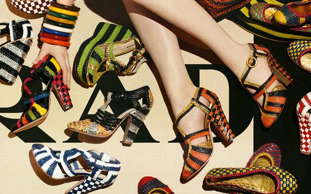 Модные вещи лето 2011 от Prada
