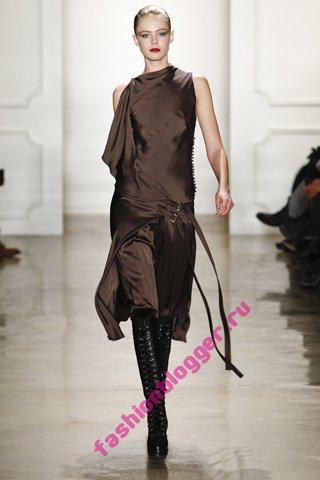 Модные коллекции осень-зима 2011-2012. Altuzarra