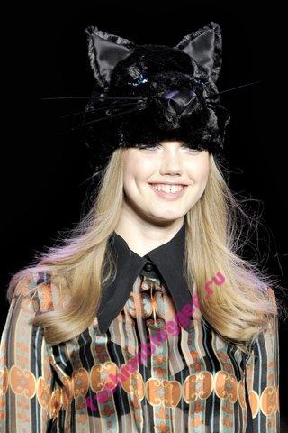 Модная одежда 2011-2012 от Anna Sui