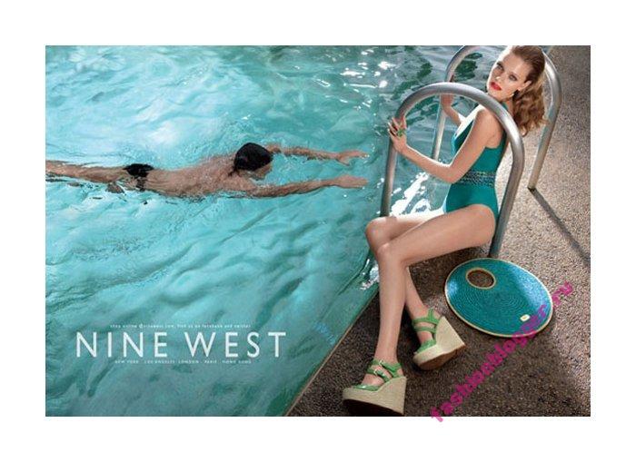 Рекламная кампания весна-лето 2011 Nine West