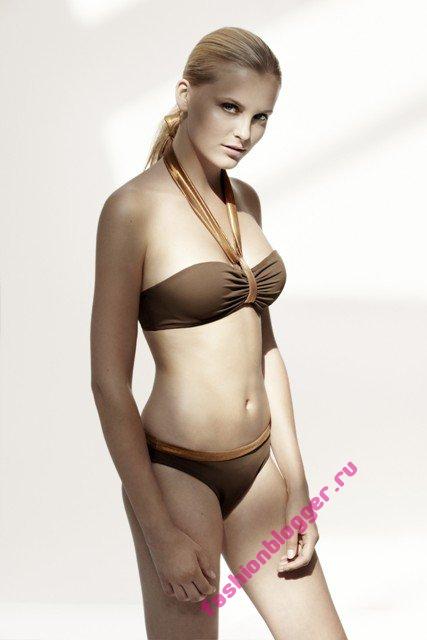 Модное белье и купальники 2011 от Palmers