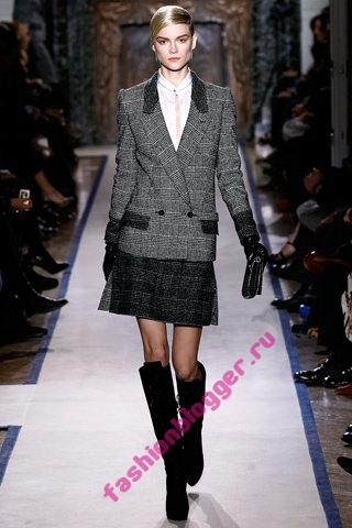 Модные пиджаки осень-зима 2011-2012