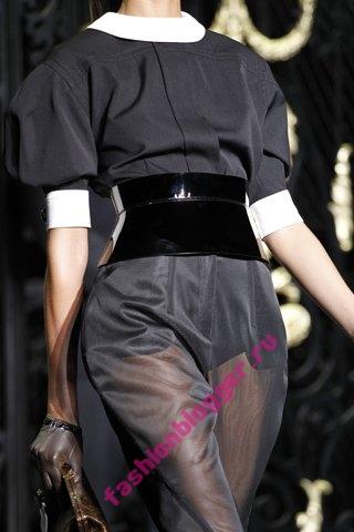 Модные аксессуары осень-зима 2011-2012 от Louis Vuitton