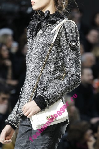 Модные сумки осень-зима 2011-2012 от Chanel