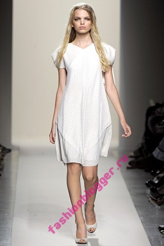 Белые платья 2011