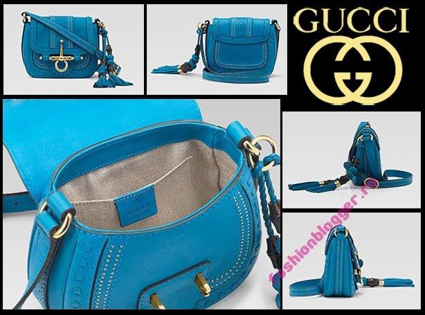 Сумки Gucci весна 2011