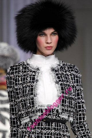Мода зима 2011-2012