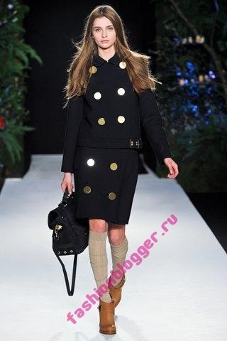 Мода осень 2011