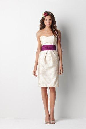 Платье для свидетельницы на свадьбу 2011