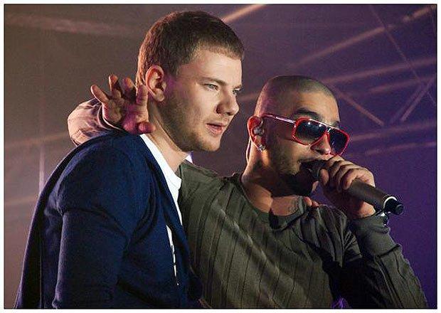 DJ Smash & Timati - Фокусы/2011
