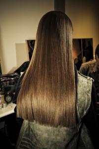 Модные стрижки 2012 для прямых волос