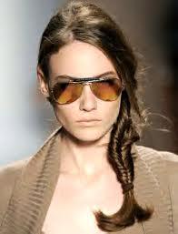 Модные молодежные прически осень-зима 2011-2012